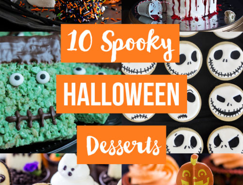 10 Spooky Halloween Dessert Recipes