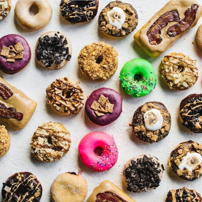 Did someone say donuts?! Ive interviewed Elise and Scott fromhellip