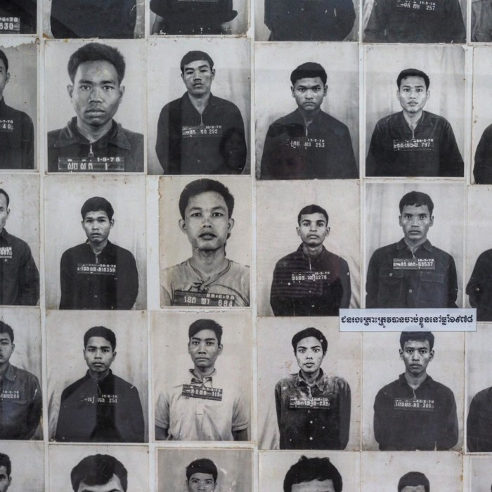 A haunting visit to the genocide museum in Phnom Penhhellip