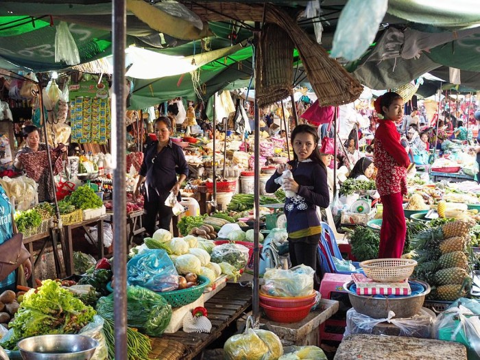 Probably the most confronting wet market Ive ever encountered inhellip