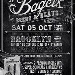 GIVEAWAY: Win a double pass to Bagels, Beers & Beats at Helm Bar