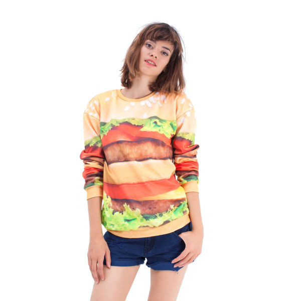 Hamburger_sweater