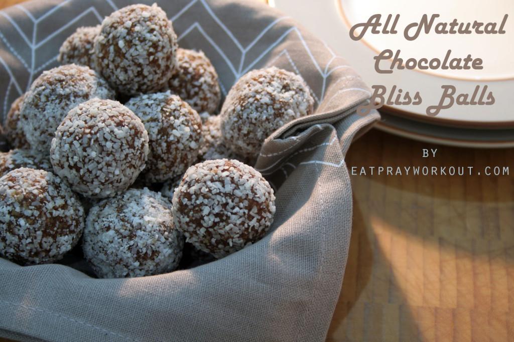 IMAGE 7 all-natural-chocolate-bliss-balls