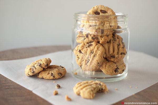 Mr-and-Mrs-Romance-Gluten-free-peanut-butter-choc-chip-cookies