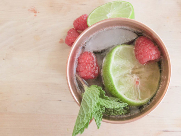 Raspberry Moscow Mule _ Magnoliahouse Creative 01