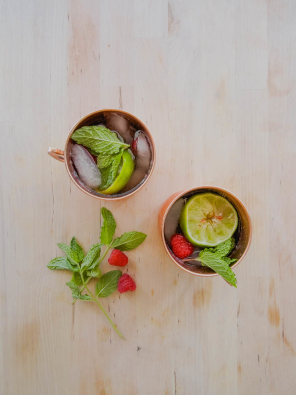 Raspberry Moscow Mule _ Magnoliahouse Creative 02
