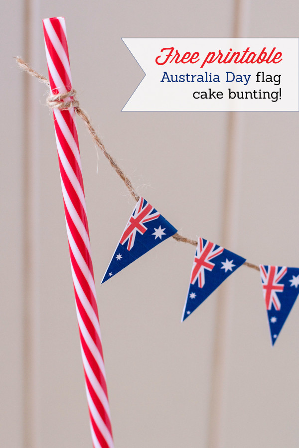australia-day-cake-bunting