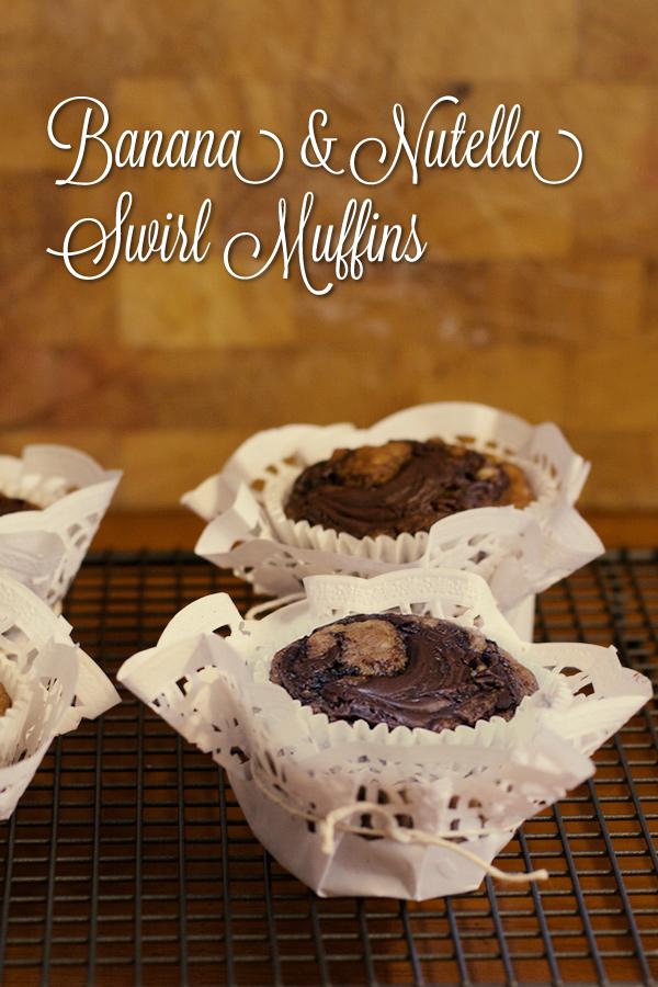 banana-nutella-muffins