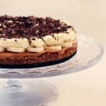 Banoffee Pie with Salted Pretzel Crust