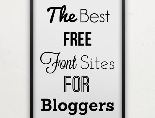 best-free-font-sites-bloggers