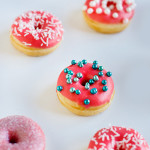 Christmas Bling Donuts