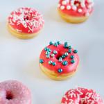 Christmas Bling Donuts