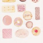 Illustrated Desserts