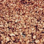 Caramel Peanut Popcorn
