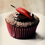 Chili Chocolate Cupcakes