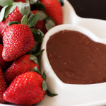 Chocolate Peanut Butter Dipping Sauce