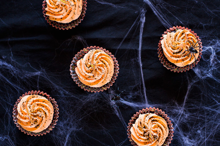 chocolate-orange-halloween-cupcakes2