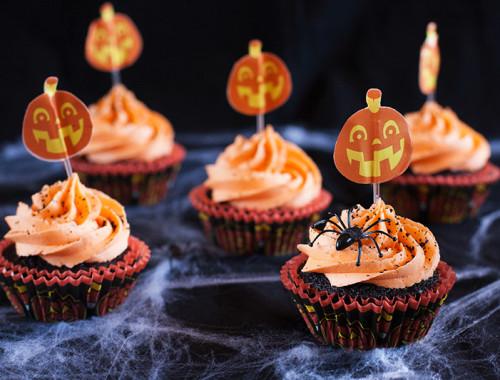 chocolate-orange-halloween-cupcakes3