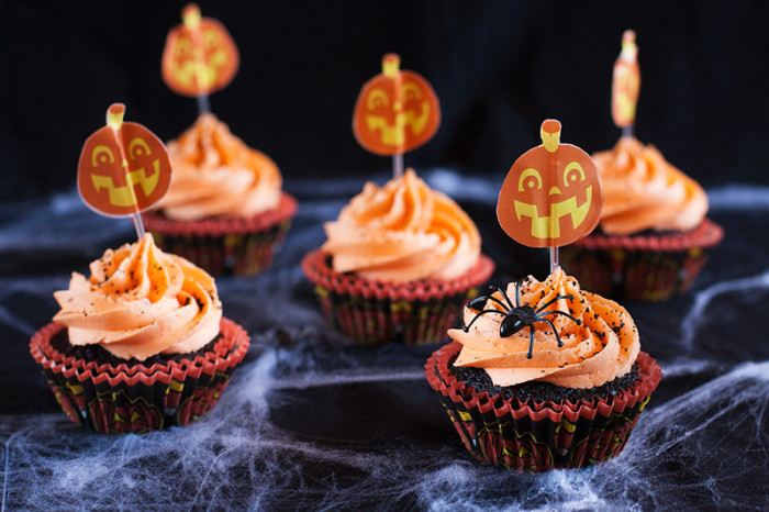 chocolate-orange-halloween-cupcakes3