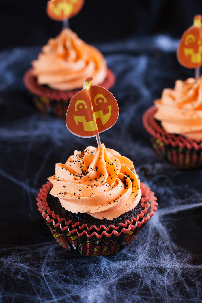 chocolate-orange-halloween-cupcakes4