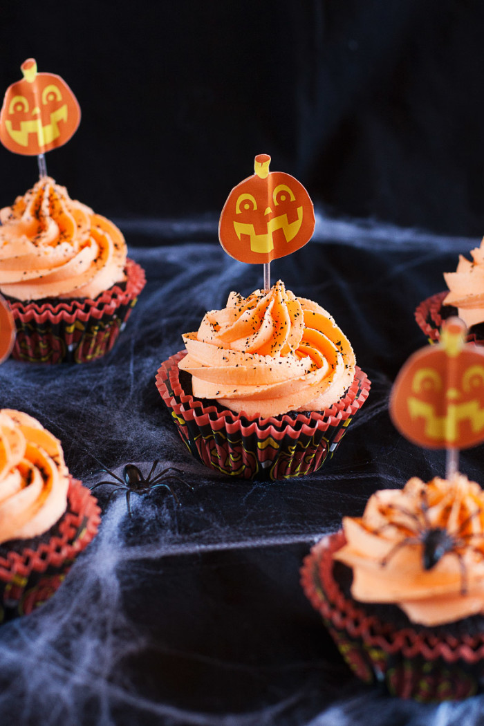 chocolate-orange-halloween-cupcakes5