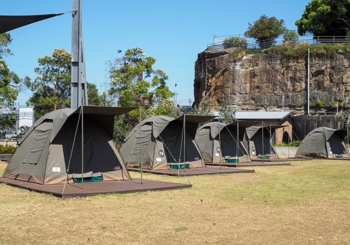 cockatoo-island-tents2 & Glamping on Cockatoo Island - Love Swah