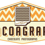 Eat your own chocolate Instagram photos!