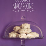 Coconut Macaroons and Easter Birds Nests