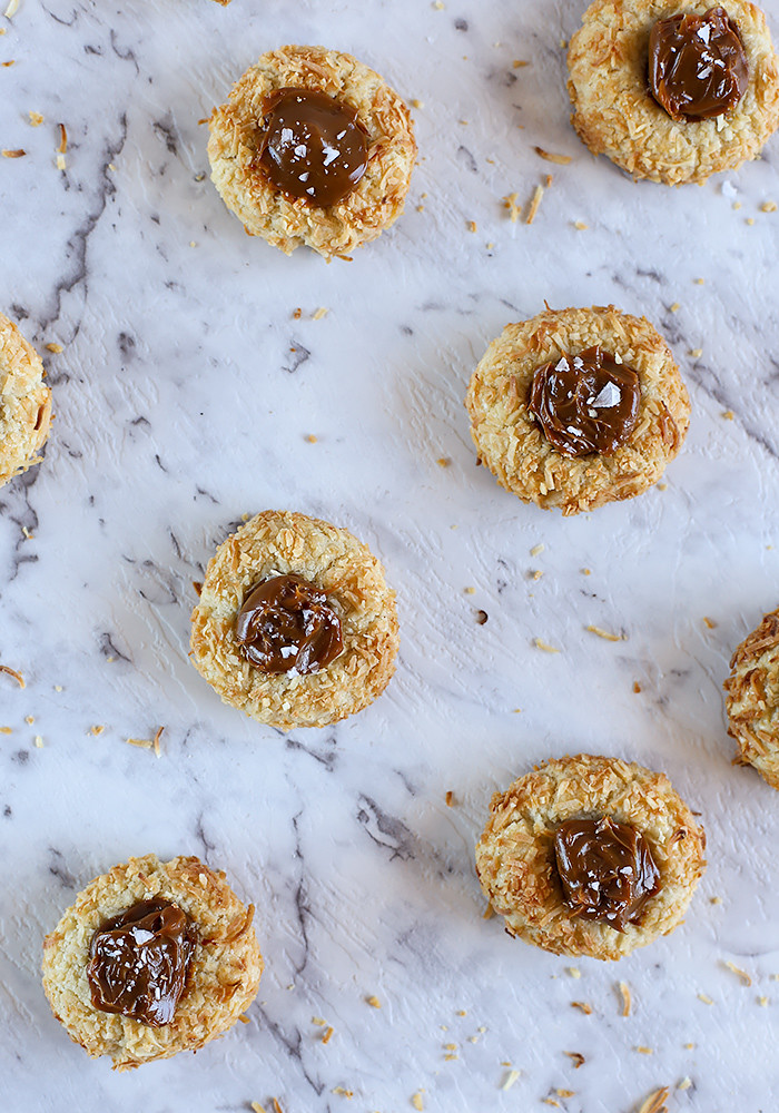 Have you made thumbprint cookies before? What do you like to fill them ...