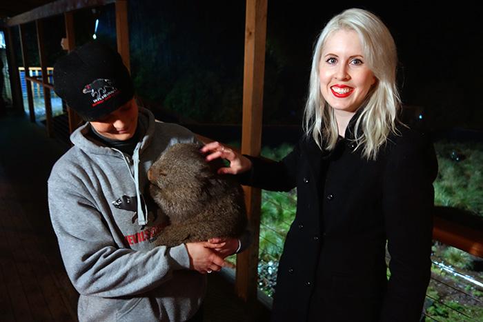 cradle-mountain-tassie-devil-wombat
