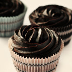 Devilishly Decadent Devil's Food Cupcakes