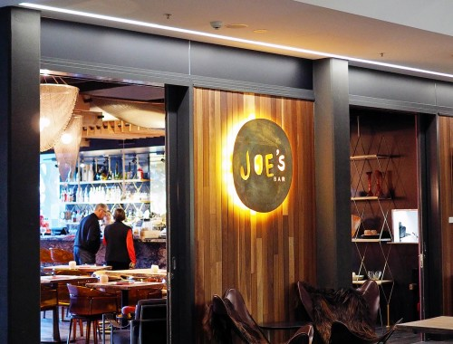Joe's Bar at East Hotel, Canberra