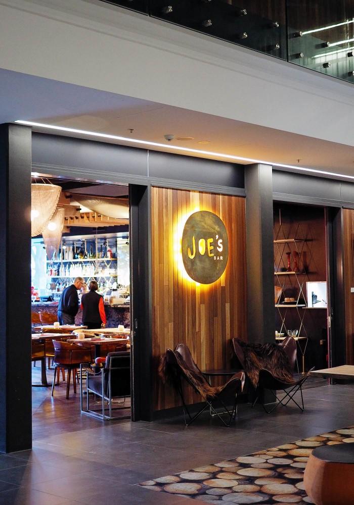 Joe's Bar at East Hotel, Canberra