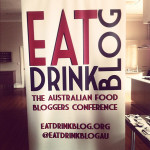 Eat Drink Blog Conference 2012 – Highlights via Instagram