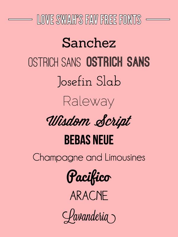 fav-free-fonts
