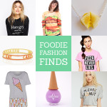 Foodie Fashion Finds