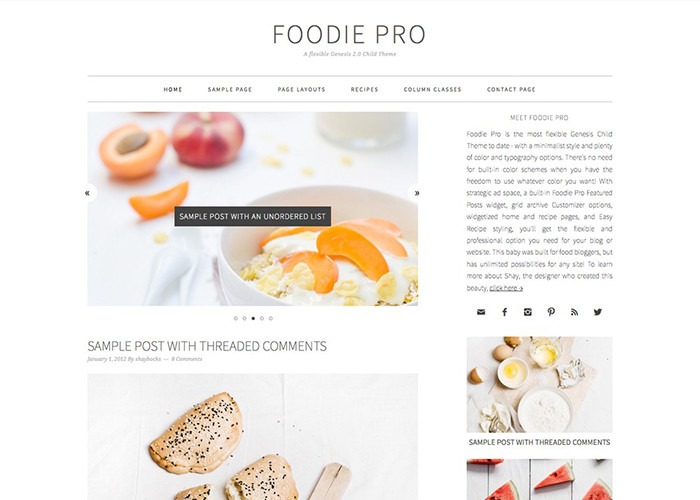 foodie-pro-theme
