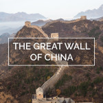 Travel Guide: The Great Wall of China
