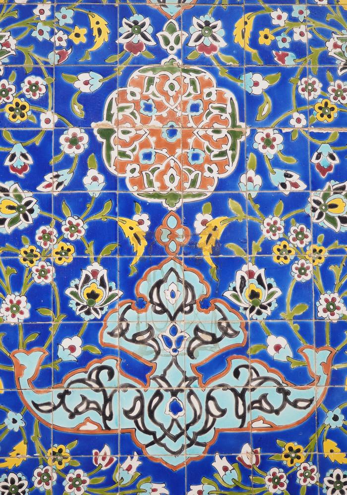 iranian-mosque-tiles