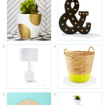 My Favourite Homewares from the new Target and Kmart Australia ranges
