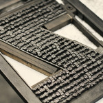 The Distillery launch and a letterpress course
