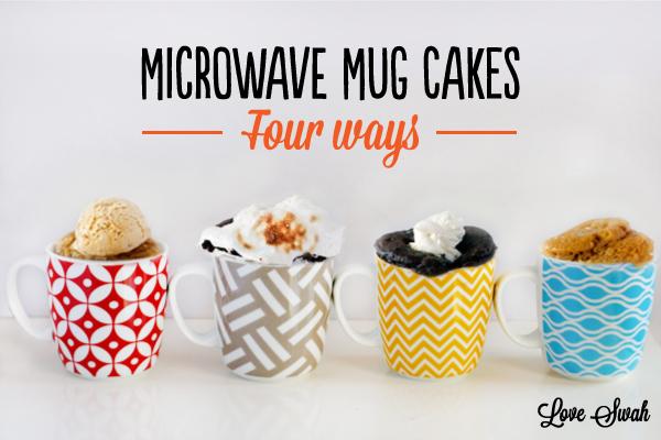 Microwave Cake Calories