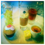 High Tea at The Observatory Hotel