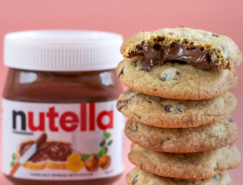 nutella-stuffed-choc-chip-cookies
