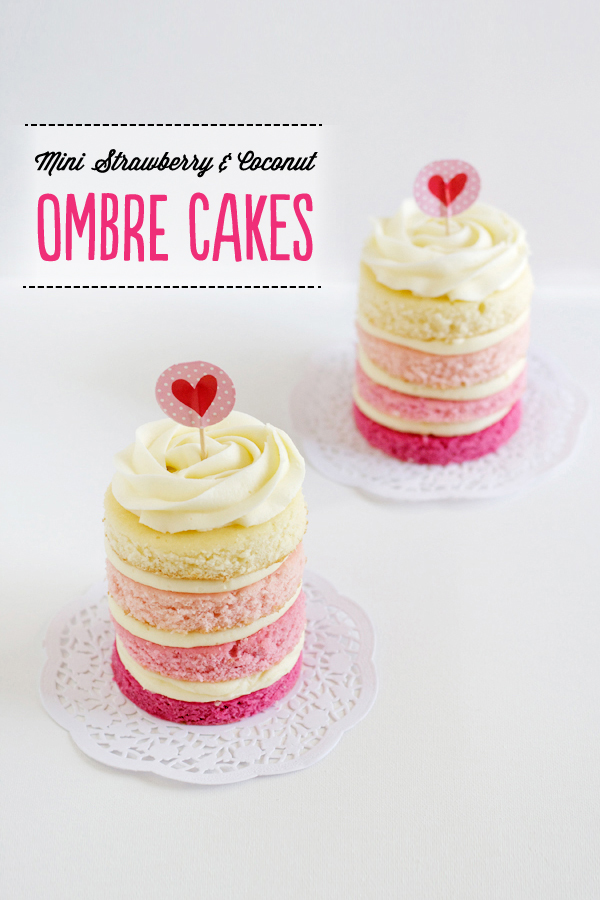 ombre-cakes