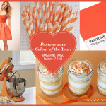 Pantone Colour of the Year 2012: Tangerine Tango