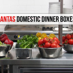 Qantas Domestic Dinner Boxes