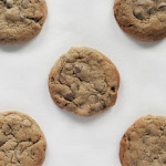 Salted Caramel Chip Cookies