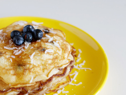 Lonely Girl Pancakes - A Single Serve Pancake recipe!
