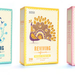 Packaging Design for Tea